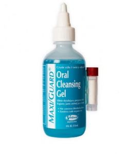 MAXI/GUARD Oral Cleansing Gel- Vetfood